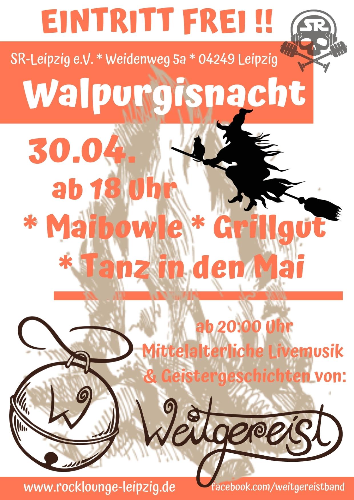 Walpurgisnacht Leipzig